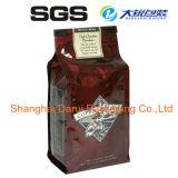 Poche latérale de sac de café de gousset (DR4-QM01)