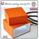 Calidad de la madera joyería Caja de almacenamiento caja de regalo Garantía (Ys349)
