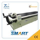 Cortadora hecha punto automática de la tela de TM, base auto automatizada del corte del CNC