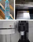 Centro verticale con Fanuk, sistema di CNC di velocità 8000rpm Vmc650L dell'asse di rotazione della Taiwan della Siemens