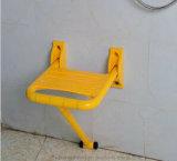 Silla de baño del banco de la ducha del plegamiento del equipamiento médico para los minusválidos