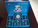 Japaness様式12 PCS良い磁器のカップ・アンド・ソーサー
