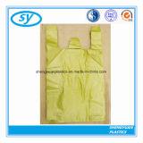 t-셔츠 플라스틱 쇼핑 백 인쇄