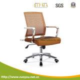 Chaise pivotante en cuir de vente chaude d'ordinateur (blanc B639)
