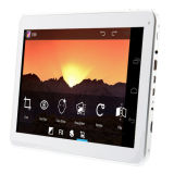 Tablette PC androïde 10 Inch 1GB/tablettes PC de 8GB Quad Core, Logo Print