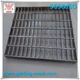 Type 4 grille en acier galvanisée pour la semelle d'escaliers