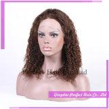 Parrucche calde del merletto dei capelli umani di vendita di alta qualità
