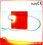Calefator elétrico do silicone da almofada de aquecimento do silicone
