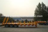 3-assen Gooseneck de Semi Aanhangwagen van de Oplegger van Lowbed