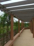 Pisos baratos terraza de madera