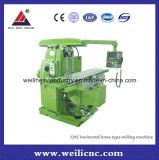 Máquina de trituração horizontal do CNC Xk6132/Xk6140