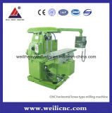 Horizontale Fräsmaschine CNC-Xk6132/Xk6140