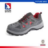 Стандарт ботинок безопасности En345 PU Dural цвета кожи замши хорошего качества единственный