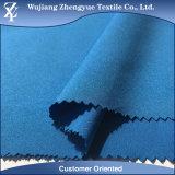 tissu 100% d'extension de sergé du polyester 150d pour des guêtres