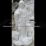 Statue Main-Découpée Jésus Ms-1000 de Metrix Carrare de granit de pierre de marbre de sculpture