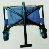 يطوي حامل متحرّك/عربة /Cart مع ظلة