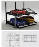 4 Post Car Packing LiftかParking Lift Hydraulic