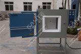 fornalha de caixa industrial do forno de mufla de alta temperatura da caixa 1400c