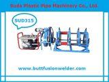 Sud315h Machine van het Lassen van de Smelting van de Pijp van het Polyethyleen de Hete