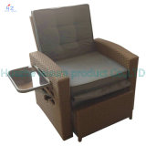 Wicker Furniture를 가진 Outdoor Furniture를 위한 Chair Table Wicker Furniture Rattan Furniture를 가진 소파 Outdoor Rattan Furniture