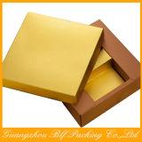 Vakje van het Document van het Suikergoed van de Kaart van de luxe het Gouden