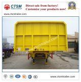 Sidewall do fabricante/da gota maioria de carga do transporte reboque lateral Semi