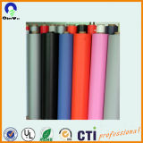 Roll著柔らかいColored PVC Film PVC Flexible Film Packed