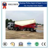 Popular 42cbm 55t Bulk Cement Tanker Semi-Trailer