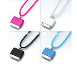 USB просто конструкции подключает талреп шеи для iPhone