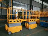 Automotor Scissor a plataforma do elevador Diesel/elétrica/Gaslione Scissor o elevador