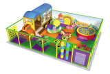 Elogio de diversões temático dos desenhos animados Aldeia da criança Playground Equipment