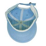 Gorra de béisbol barato aplicada con brocha del algodón de la promoción
