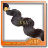 Trama peruana do cabelo humano do cabelo