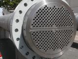 Feuille de tube d'acier inoxydable pour l'échangeur de chaleur