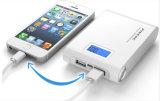 Batería de la potencia del cargador de la potencia con el LED para la muestra libre