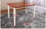 가구 직사각형 테이블 및 의자를 식사하는 미국 단단한 나무