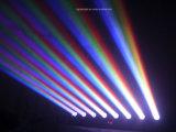 8*10W LED 이동하는 맨 위 광속 빛
