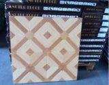 HDFブラウンのコアLamiatedの芸術の寄木細工の床