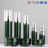 contenitore crema cosmetico acrilico di plastica rotondo e vaso di 100g 200g Skincare