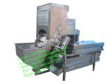 Coupeur automatique de rhizome de machine/oignon d'épluchage de peau d'oignon