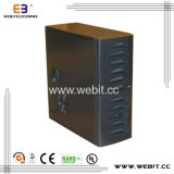 Pilone Series ATX Caso con Vented Side Panel