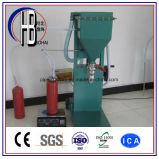 Máquina de enchimento automática do pó do produto químico seco de extintor de incêndio