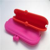 Причудливый сумка силикона, бумажник изменения силикона, бумажник Пенни (JW029)