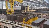 Ziegeleimaschine, Aufbau-Maschinerie-Block, der Maschine für Bau-Haus herstellt