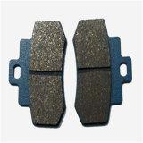 Het AchterStootkussen van uitstekende kwaliteit van de Rem voor Benz 005 420 25 20 D1373
