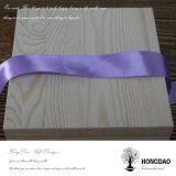 Rectángulo de almacenaje de madera de encargo de las botellas de petróleo esencial de Hongdao Wholesale_L