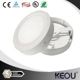 10inch 24W 2835SMD Epistar Round DEL Panel Light