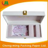 Luxuxpappvierecks-faltender Papierkasten für Geschenk