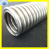 Boyau tressé d'acier inoxydable de boyau de température élevée de boyau flexible en métal 3/4 pouce
