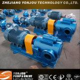 Pumpe der Schrauben-drei, konkrete Schrauben-Pumpe, Bitumen-Pumpe Wärme-Konservierend